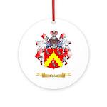 Chiles Ornament (Round)