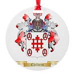Childers Round Ornament