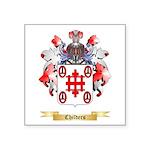 Childers Square Sticker 3