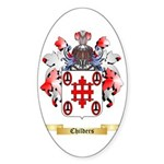 Childers Sticker (Oval)