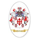 Childers Sticker (Oval 50 pk)