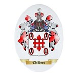 Childers Ornament (Oval)