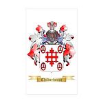 Childerhouse Sticker (Rectangle 50 pk)