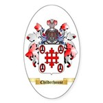 Childerhouse Sticker (Oval 10 pk)