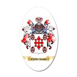 Childerhouse 20x12 Oval Wall Decal