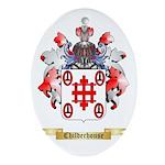 Childerhouse Ornament (Oval)