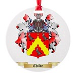 Childe Round Ornament