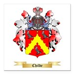 Childe Square Car Magnet 3