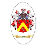 Childe Sticker (Oval 50 pk)