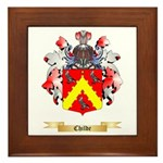 Childe Framed Tile