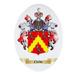 Childe Ornament (Oval)