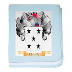 Chilcotte baby blanket