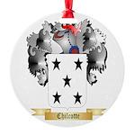 Chilcotte Round Ornament