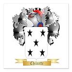 Chilcotte Square Car Magnet 3