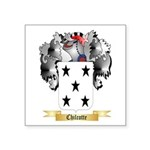 Chilcotte Square Sticker 3