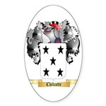 Chilcotte Sticker (Oval)
