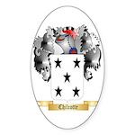 Chilcotte Sticker (Oval 10 pk)