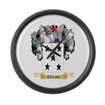 Chilcotte Large Wall Clock