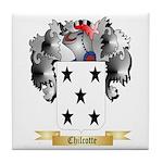 Chilcotte Tile Coaster