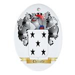 Chilcotte Ornament (Oval)