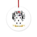 Chilcotte Ornament (Round)