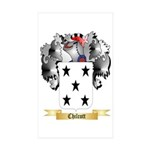 Chilcott Sticker (Rectangle 10 pk)