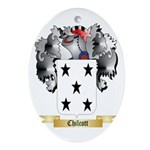 Chilcott Ornament (Oval)