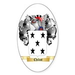 Chilcot Sticker (Oval 10 pk)