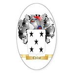 Chilcot Sticker (Oval 50 pk)