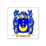 Chifflet Square Sticker 3