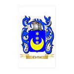 Chifflet Sticker (Rectangle 50 pk)