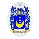Chifflet Ornament (Oval)