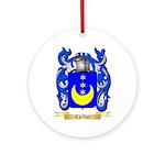 Chifflet Ornament (Round)