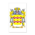 Chieze 35x21 Wall Decal