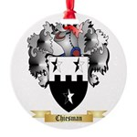 Chiesman Round Ornament
