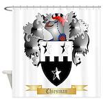 Chiesman Shower Curtain