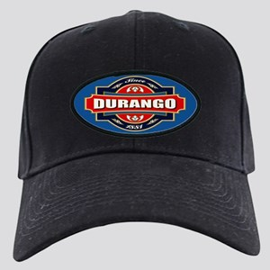 Durango Old Label Black Cap