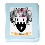 Chiese baby blanket