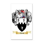 Chiese Rectangle Car Magnet