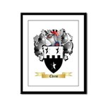 Chiese Framed Panel Print
