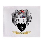 Chiese Throw Blanket