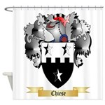 Chiese Shower Curtain