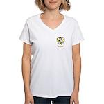 Chiene Women's V-Neck T-Shirt