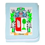 Chieco baby blanket