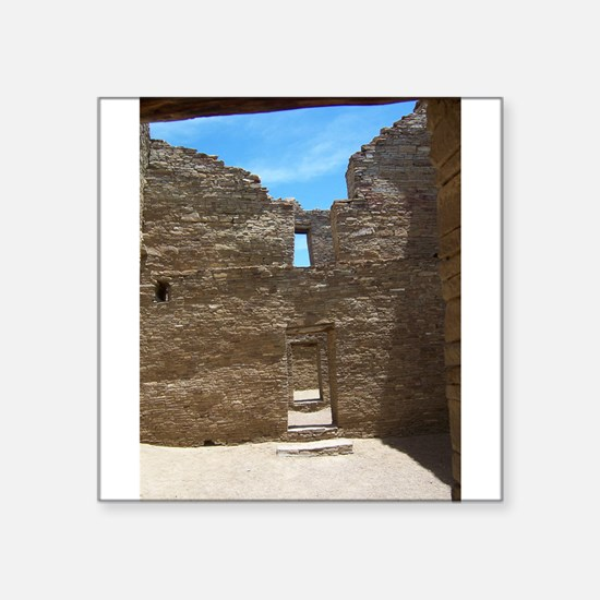 Chaco Canyon National Historic Park - Indian Ruins