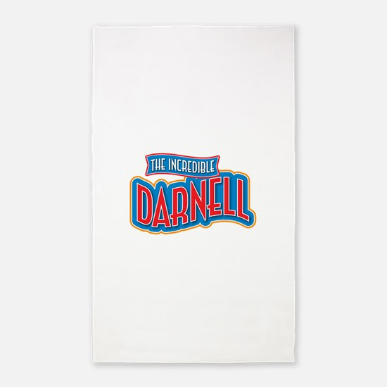 The Incredible Darnell 3'x5' Area Rug