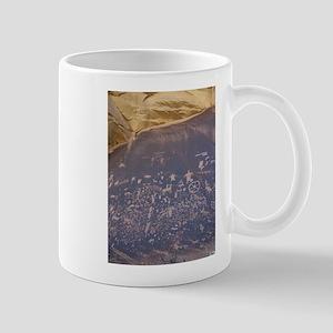 Newspaper Rock Petroglyphs Mug