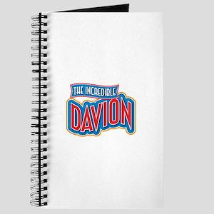 The Incredible Davion Journal