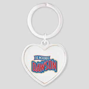 The Incredible Dawson Keychains