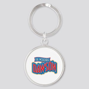 The Incredible Dawson Keychains